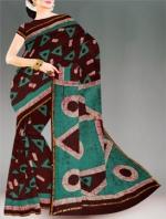 Batik Printing Sarees_110