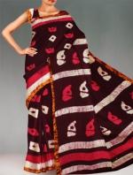 Batik Printing Sarees_130