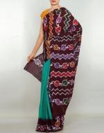 Batik Printing Sarees_136