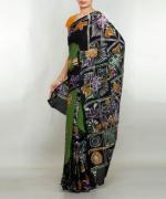 Batik Printing Sarees_140