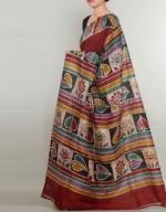 Batik Printing Sarees_148