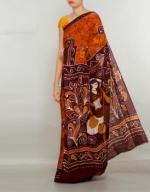 Batik Printing Sarees_152