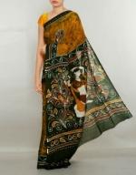 Batik Printing Sarees_160