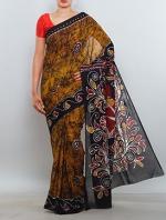 Batik Printing Sarees_173