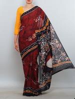 Batik Printing Sarees_174