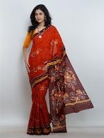 Batik Printing Sarees_188
