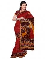 Batik Printing Sarees_65