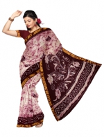 Batik printing Sarees_44