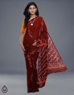 Shop Online Batik Printing Sarees_212