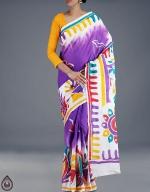 Shop Online Batik Printing Sarees_214