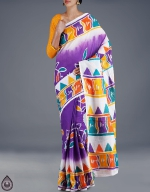 Shop Online Batik Printing Sarees_215