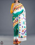 Shop Online Batik Printing Sarees_216