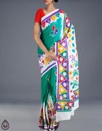 Shop Online Batik Printing Sarees_219