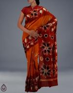 Shop Online Batik Printing Sarees_220