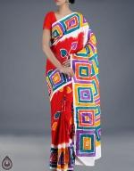 Shop Online Batik Printing Sarees_221