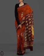 Shop Online Batik Printing Sarees_222