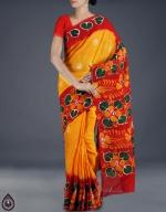 Shop Online Batik Printing Sarees_223