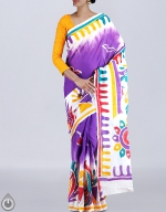 Shop Online Batik Printing Sarees_244