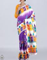 Shop Online Batik Printing Sarees_245