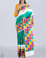 Shop Online Batik Printing Sarees_248