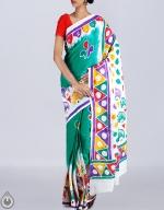 Shop Online Batik Printing Sarees_249