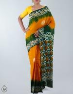 Shop Online Batik Printing Sarees_251