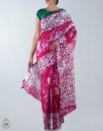 Shop Online Batik Printing Sarees_252