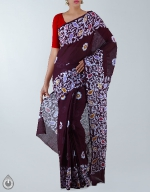 Shop Online Batik Printing Sarees_253