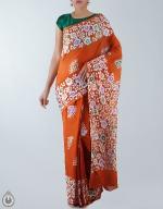 Shop Online Batik Printing Sarees_254