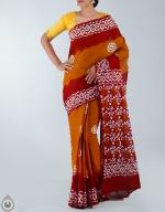 Shop Online Batik Printing Sarees_255