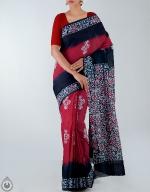 Shop Online Batik Printing Sarees_256