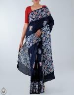 Shop Online Batik Printing Sarees_258
