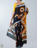 Shop Online Batik Printing Sarees_265