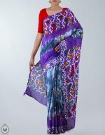 Shop Online Batik Printing Sarees_266