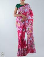 Shop Online Batik Printing Sarees_270