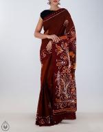 Shop Online Batik Printing Sarees_271