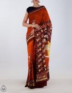 Shop Online Batik Printing Sarees_227