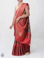 Shop Online for Banarasi Tissue Saree_2