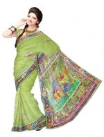 Online Tussar Silk Sarees_2