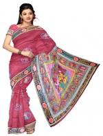 Online Tussar Silk Sarees_3
