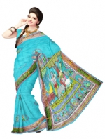 Online Tussar Silk Sarees_7