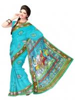 Online Tussar Silk Sarees_8