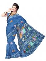Online Tusser Silk Saree_12