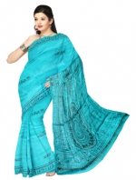 Online Tusser Silk Saree_19