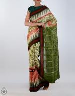 Tusser Silk Saree